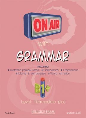On Air with Grammar B1+ Student's