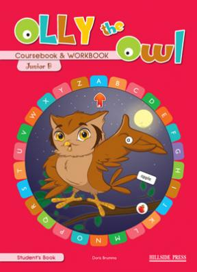Olly the Owl B junior Coursebook & Workbook Student's