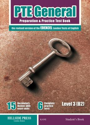 The PTE General Level 3 Exams Student's book
